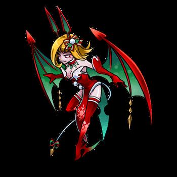 Gear-Santa Lilith Render