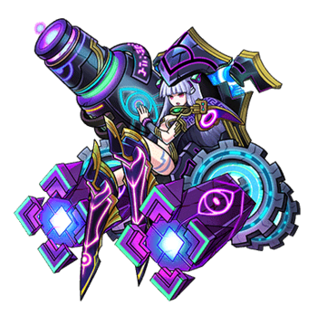 Gear-Nereusa, Lambda Render