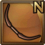 Gear-Wooden Bow Icon