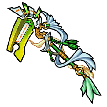 Gear-Shinatobe's Honeysuckle Render