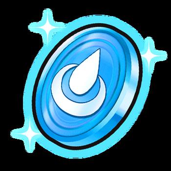 Item-Aqua Medal Render