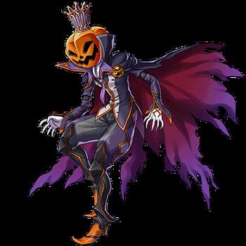 Gear-Halloween Jack Render