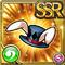 Gear-White Rabbit's Hat Icon