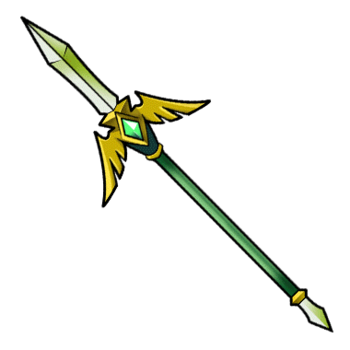 Gear-Wind Spear Render
