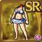 Gear-Frilly White Bikini Icon