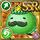 Gear-Green Passa King Icon