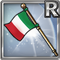 Gear-Flag of Italy Icon