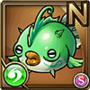 Gear-Wind Puffer Icon