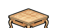 Classic Table (Beige) (Furniture)