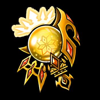 Gear-Light Spirit Orb Render