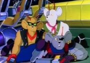 Biker Mice The Bros