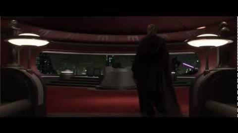 Mace Windu vs Palpatine Unlimited Power Becoming Darth Vader