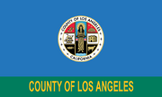 Flag of Los Angeles County, California