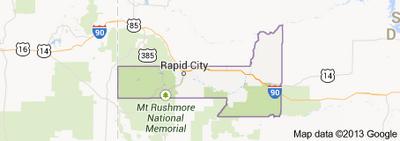 Rapid county
