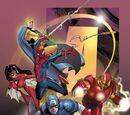Мстители: история ч.20 (Новые Мстители)