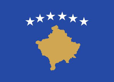 800px-Flag of Kosovo