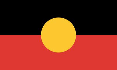 800px-Australian Aboriginal Flag