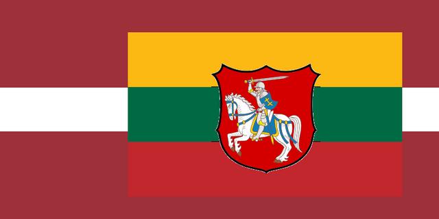 File:Kingdom of Latvia & Lithuania.png