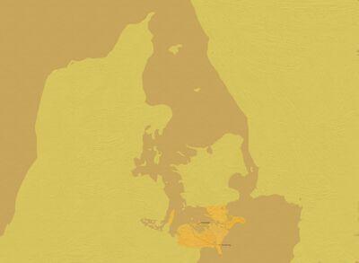 Map of chevek empire