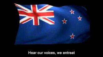 New Zealand Anthem