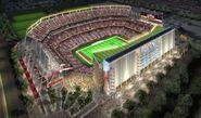 Santa Clara Levi's Stadium