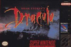DraculaSNES boxart