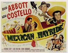 Mexican Hayride (1948) film poster.jpg