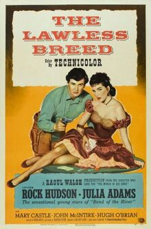 Poster of the movie The Lawless Breed