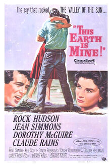 This Earth Is Mine - Film Poster
