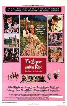 Slipper and the rose movie poster