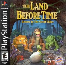 The Land Before Time Return to the Great Valley
