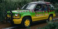 Jurassic Tour Vehicle