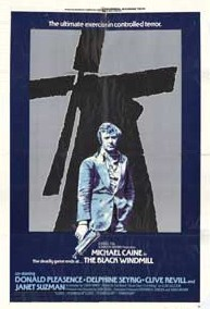 The Black Windmill (movie poster)