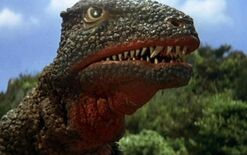Gorosaurus in Destroy All Monsters-- 2014-04-14 09-53
