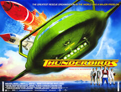 Thunderbirds movie poster