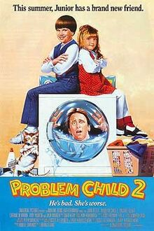 Problem child two poster