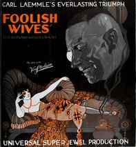 Foolish Wives ad