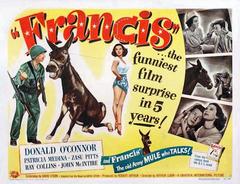 Francis - 1950 - Poster