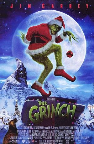 File:How the Grinch Stole Christmas film poster.jpg
