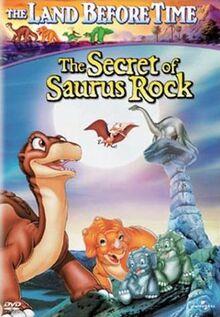 The Secret of Saurus Rock Video Cover