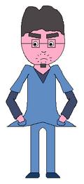 Dr. John Light Blue