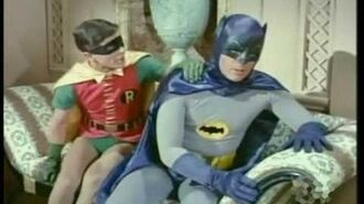 Drives Us Bats - Adam West Batman Version