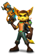 Render ratchet clank
