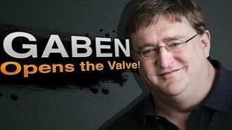 Smash Bros Lawl 4D Character Moveset- Gabe Newell