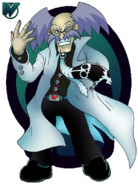 Dr wily by filthyphantom-d6f7x45