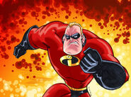 Mr incredible by dichiara-d4i0u0d