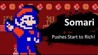 Smash Bros Lawl Galaxy Moveset Somari-0