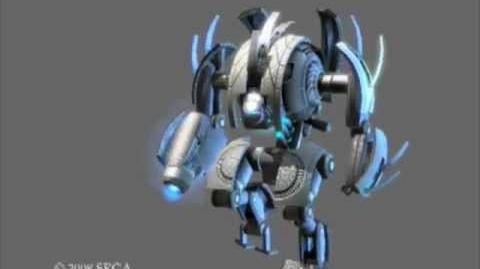 Universe At War Animation Reel