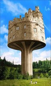 Evil guy tower
