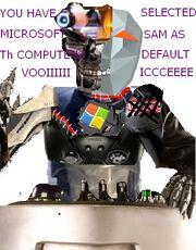 Microsoft sam.2